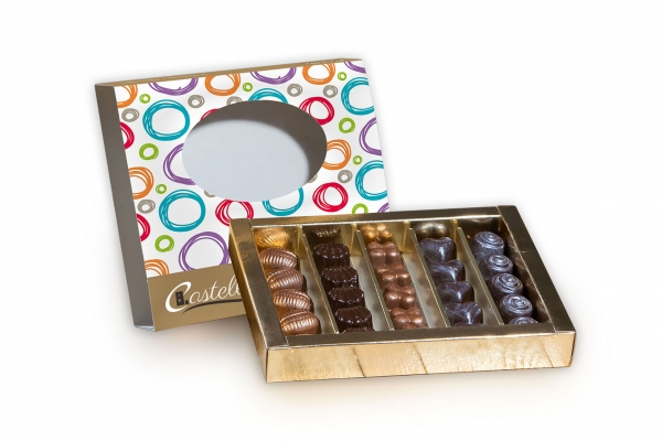Chocolate Praline's Box set