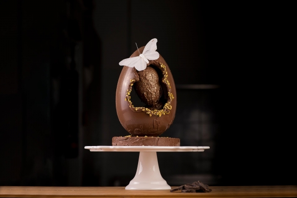 Easter Milk Chocolate Egg
