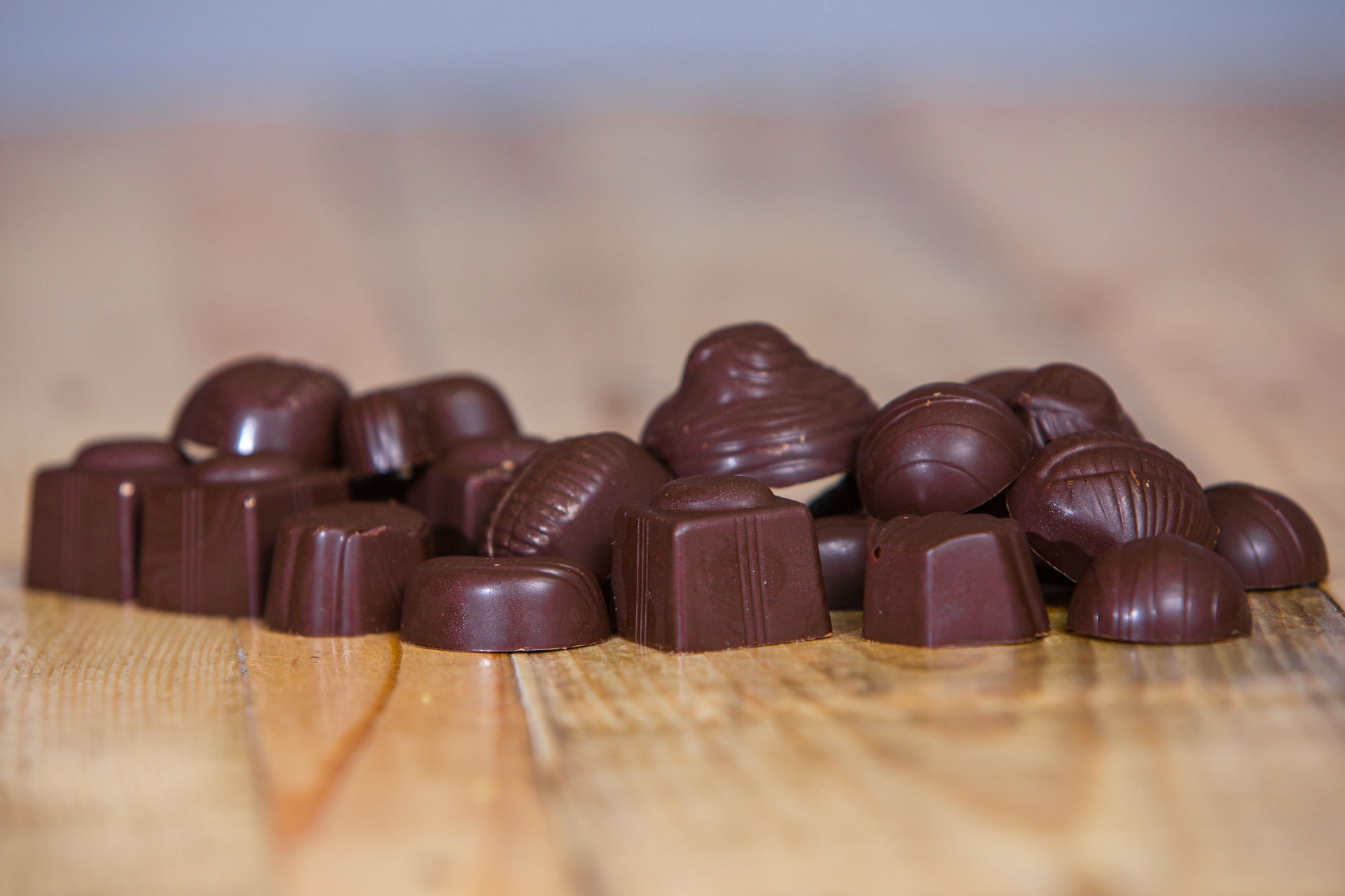 Chocolate Pralines